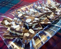 Skor Bars - homemade Skor Bars - Yummy!