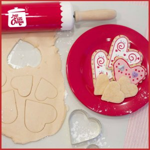 Easy Sugar Cookie Cutouts