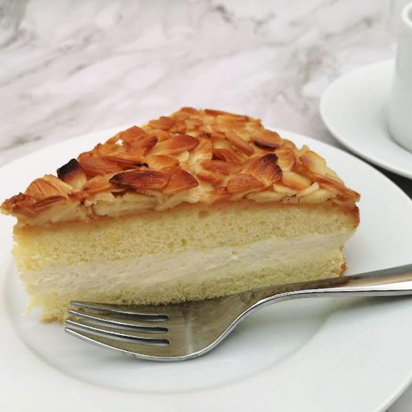 Oma's Bienenstich Recipe ~ German Bee Sting Cake