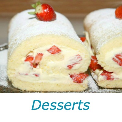 German Dessert Recipes