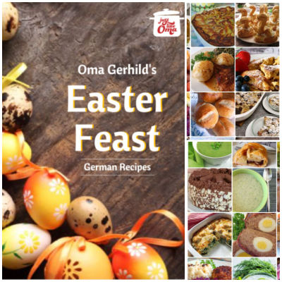 Take a look at Oma's Easter Feast eCookbook and enjoy the traditional taste of German cuisine!