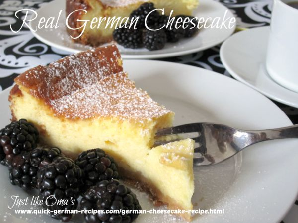 Super easy German cheesecake! YUMMY!