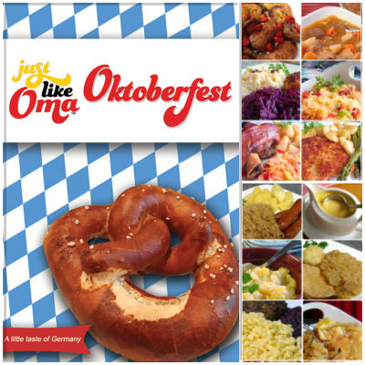 Take a look at Just like Oma's eCookbook and enjoy the traditional taste of German cuisine!