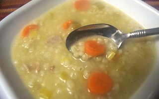Barley Soup -
