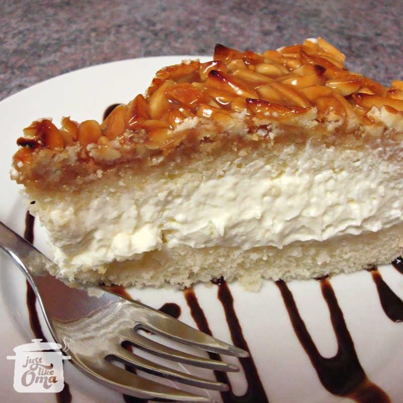 ❤️ Bienenstich Recipe (Bee Sting Cake) made Just like Oma
