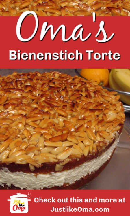 Make this Bienenstich Cake: German