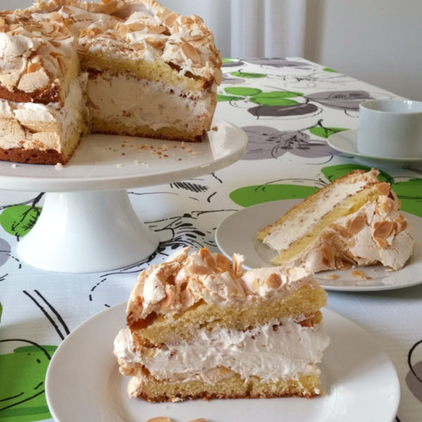 German Blitz Torte Recipe made Just like Oma