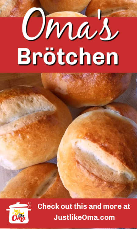 German Brötchen are the beloved Bread Rolls found in Germany. Truly a work of art, and so yummy!
