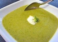 Broccoli Soup - so yummy!