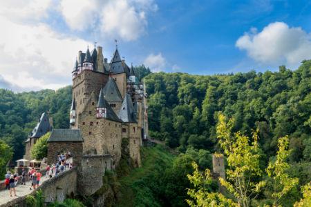 Burg Castle, North Rhine-Westphalia