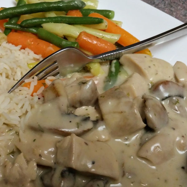 German Chicken Fricassee ... down-home comfort food, just like Oma made