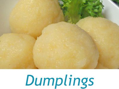 German dumpling recipes