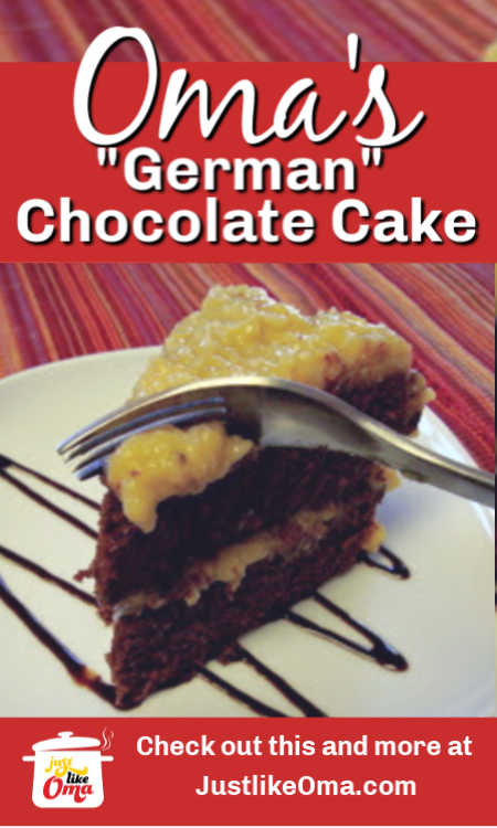 Easy German Chocolate Cake that is certain to become one of your favorites!