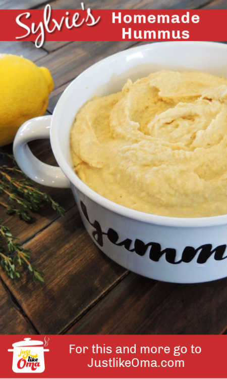 ❤️ 3 easy ways to make this homemade hummus recipe with lots of amazing tips and tricks.