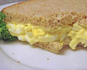 Egg Salad - great any time
