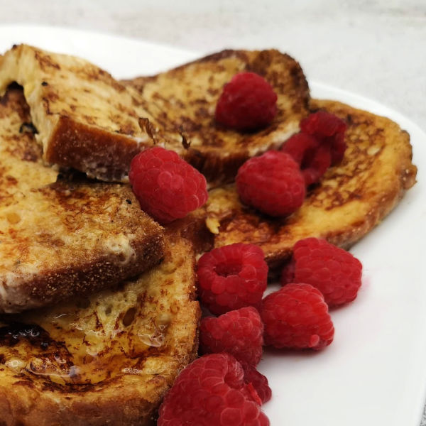 Oma's German French Toast ~ Arme Ritter