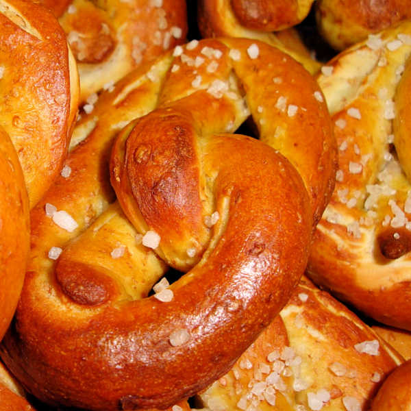 Make these delicious German pretzels, whether to celebrate Oktoberfest or just because!