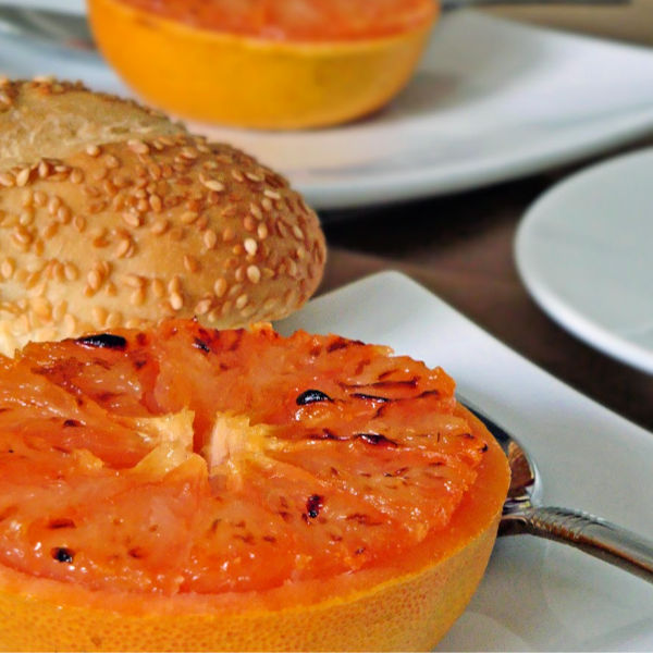 Oma's Grilled Grapefruit ... an oldie but a goodie!