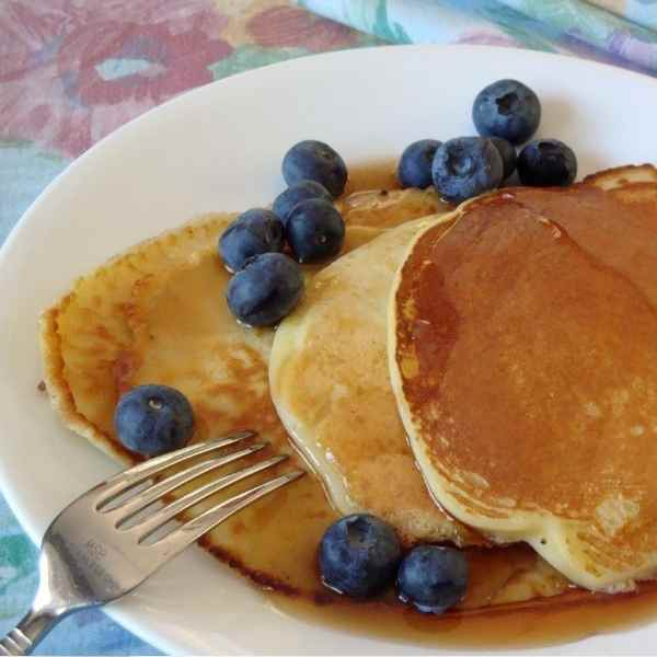 German Homemade Pancakes Recipe Just like Oma
