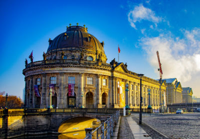 The Great museums of Museum Island in Berlin!
