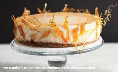 Michelle's Almost New York Cheesecake