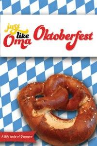 Oma's Oktoberfest eCookbook