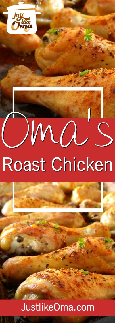 Yummy oven-fried chicken