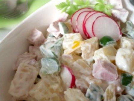 German Salad Recipes