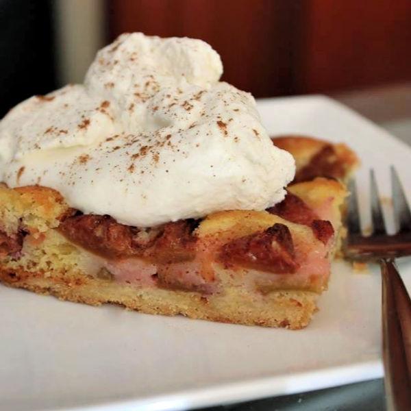 Plum Cake Recipes made Just like Oma