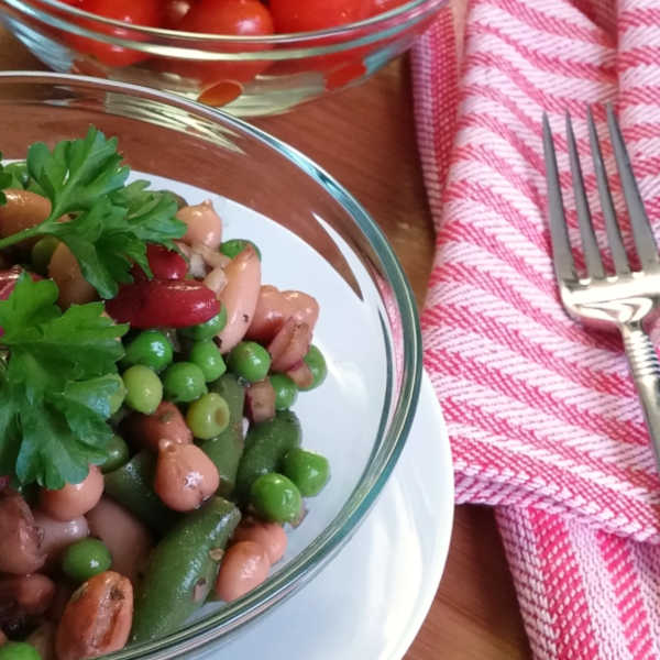 Recipe for Bean Salad made Just like Oma