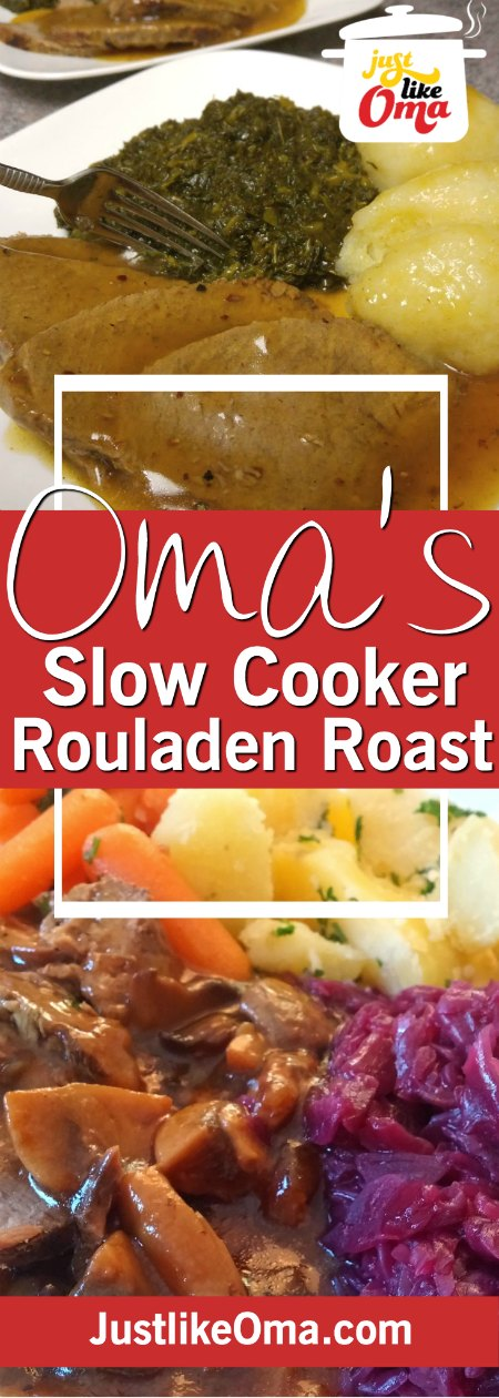 Try this slow cooker Roast Beef