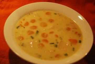 Smokey Split Pea Soup