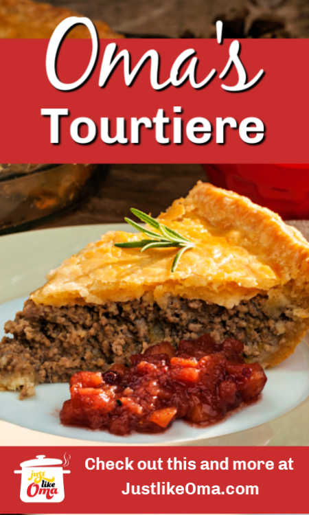 ❤️ French Canadian Tourtiere Recipe -- handed down through the generations on my daughter-in-love's family. Now a favorite of ours as well.