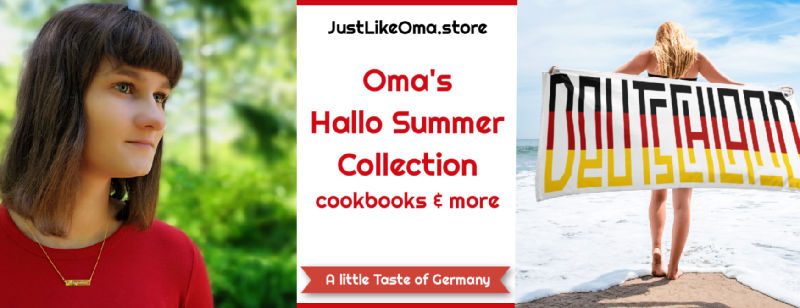 Hallo Summer Collection at Just like Oma's Store