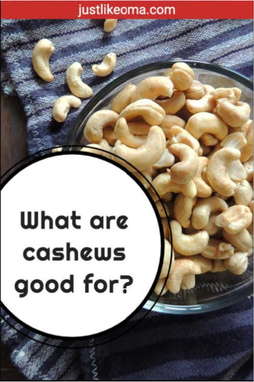 What are cashews good for? Besides adding them to all sorts of stir-fries, salads, and pasta or noodle dishes for a delicious crunch factor, you can also ...
